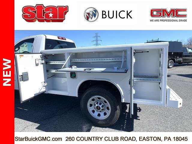 2021 GMC Sierra 3500 Regular Cab 4x4, Reading Classic II Steel Service Body #110095 - photo 20