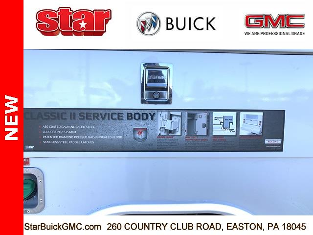 2021 GMC Sierra 3500 Regular Cab 4x4, Reading Classic II Steel Service Body #110095 - photo 21