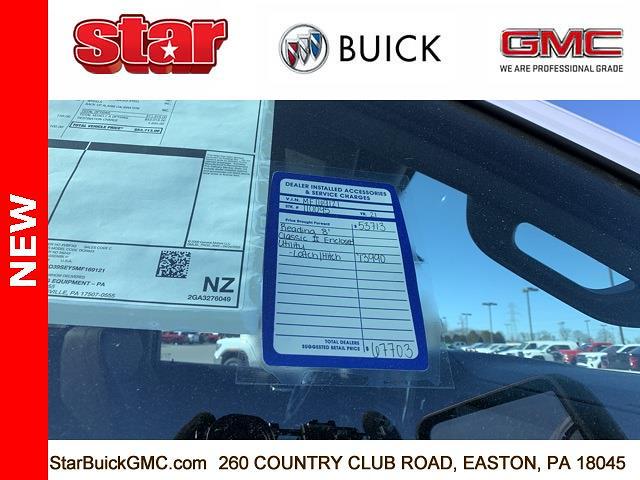 2021 GMC Sierra 3500 Regular Cab 4x4, Reading Classic II Steel Service Body #110095 - photo 23