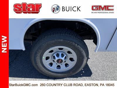 2021 GMC Sierra 3500 Regular Cab 4x4, Reading Classic II Steel Service Body #110095 - photo 22