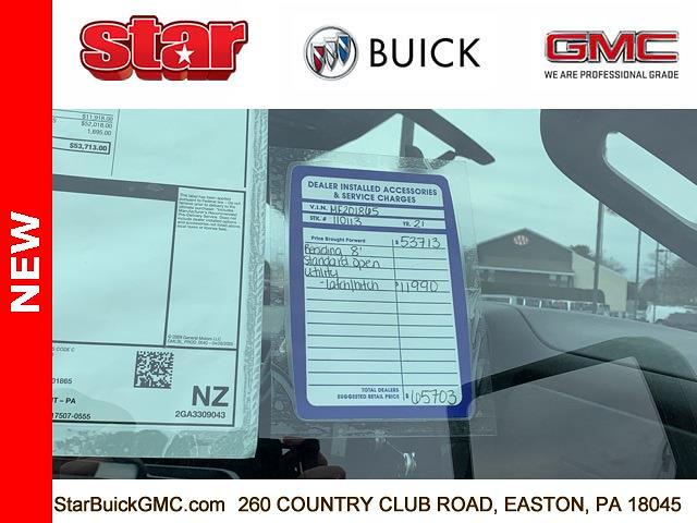 2021 GMC Sierra 3500 Regular Cab 4x4, Reading SL Service Body #110113 - photo 25