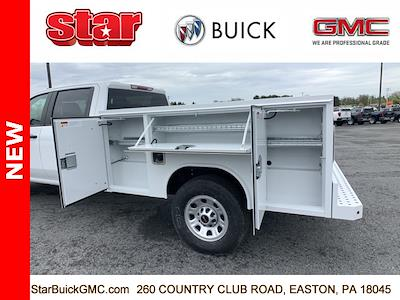 2021 GMC Sierra 3500 Crew Cab 4x4, Reading SL Service Body #110124 - photo 25
