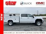 2021 GMC Sierra 3500 Crew Cab 4x4, Reading SL Service Body #110124 - photo 3