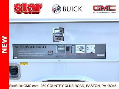 2021 GMC Sierra 3500 Crew Cab 4x4, Reading SL Service Body #110126 - photo 25