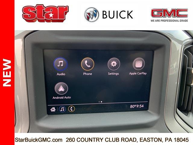 2021 GMC Sierra 3500 Regular Cab 4x4, Crysteel Dump Body #110160 - photo 12