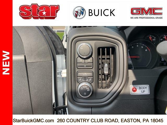 2021 GMC Sierra 3500 Regular Cab 4x4, Crysteel Dump Body #110160 - photo 18