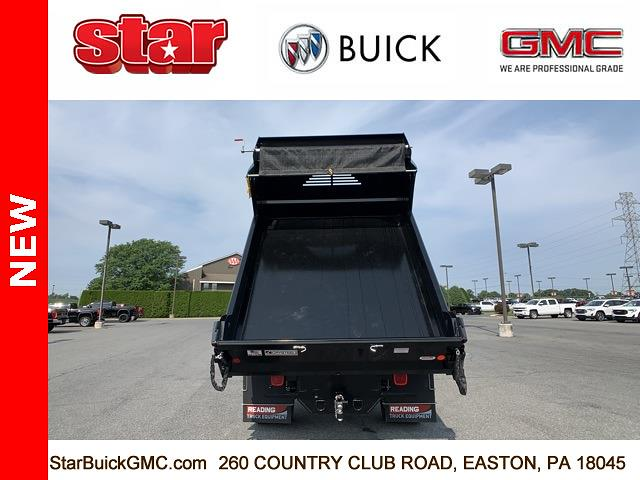 2021 GMC Sierra 3500 Regular Cab 4x4, Crysteel Dump Body #110160 - photo 23