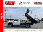 2021 GMC Sierra 3500 Regular Cab 4x4, Crysteel Dump Body #110160 - photo 22