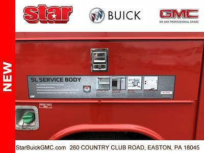 2021 GMC Sierra 3500 Regular Cab 4x4, Reading SL Service Body #110165 - photo 22