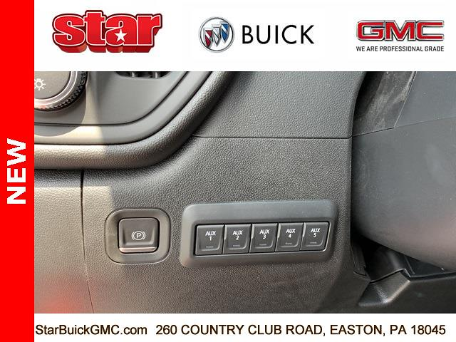 2021 GMC Sierra 3500 Regular Cab 4x4, Reading Panel Service Body #110169 - photo 19