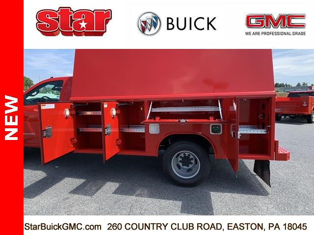 2021 GMC Sierra 3500 Regular Cab 4x4, Reading Panel Service Body #110169 - photo 26
