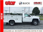 2017 Sierra 3500 Regular Cab DRW 4x4, Reading SL Service Body Service Body #170095 - photo 4