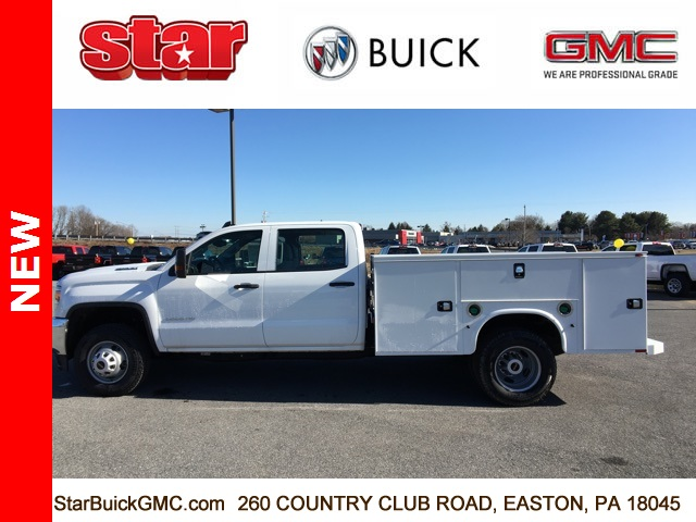 2017 Sierra 3500 Crew Cab DRW, Knapheide Service Body #170121 - photo 6