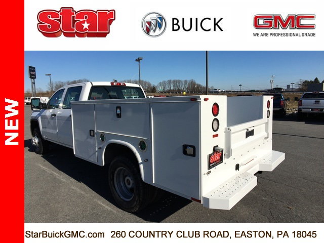 2017 Sierra 3500 Crew Cab DRW, Knapheide Service Body #170121 - photo 2