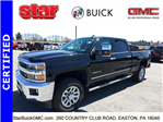 2015 Silverado 3500 Crew Cab 4x4,  Pickup #180032A - photo 3