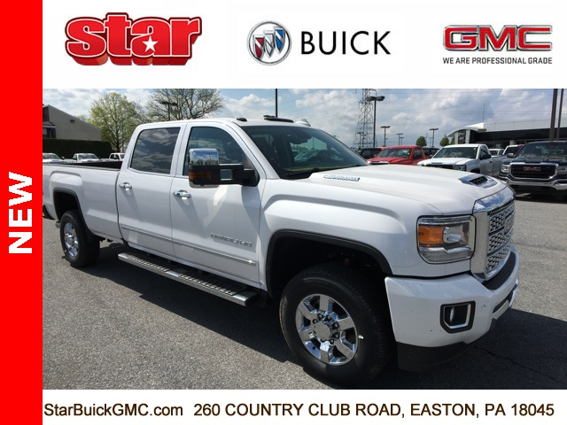 2018 Sierra 3500 Crew Cab 4x4,  Pickup #180104 - photo 3