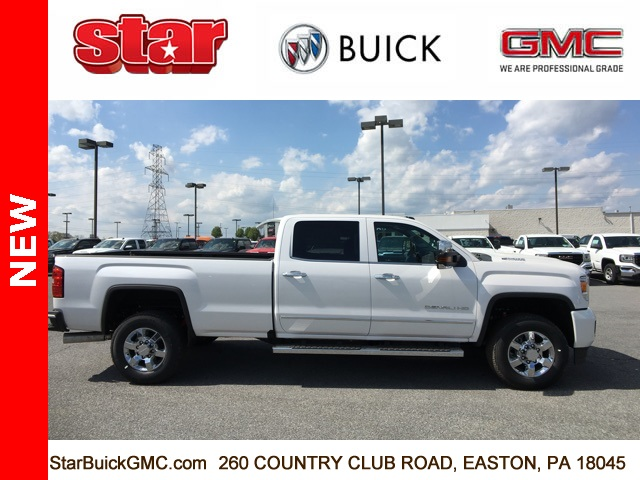 2018 Sierra 3500 Crew Cab 4x4,  Pickup #180104 - photo 4