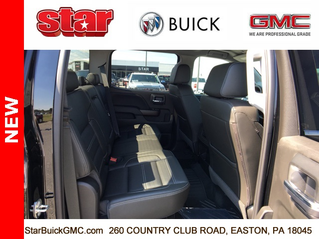 2018 Sierra 3500 Crew Cab 4x4,  Pickup #180150 - photo 11