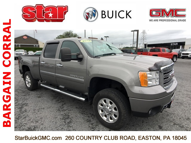 2014 Sierra 3500 Crew Cab 4x4,  Pickup #190046A - photo 1