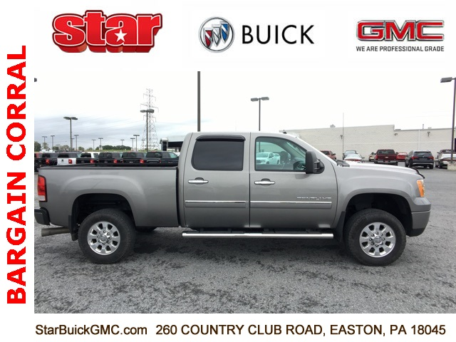 2014 Sierra 3500 Crew Cab 4x4,  Pickup #190046A - photo 3