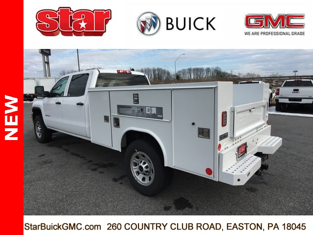 2019 Sierra 3500 Crew Cab 4x4,  Reading Service Body #190067 - photo 2