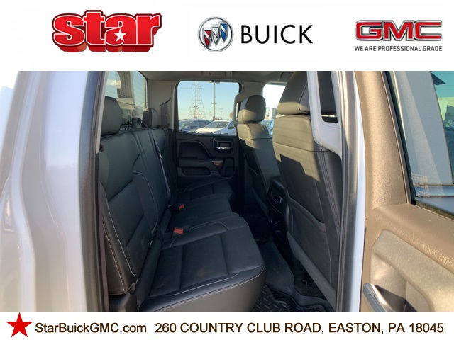 2016 GMC Sierra 3500 Double Cab 4x4, Reading Classic II Steel Service Body #400347B - photo 12