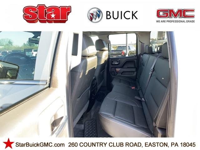 2016 GMC Sierra 3500 Double Cab 4x4, Reading Classic II Steel Service Body #400347B - photo 18