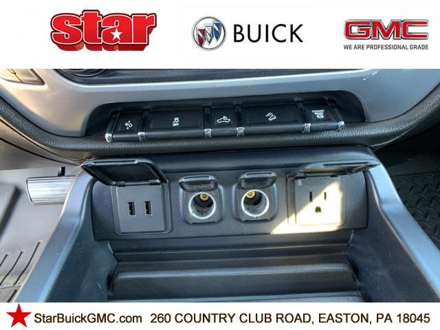 2016 GMC Sierra 3500 Double Cab 4x4, Reading Classic II Steel Service Body #400347B - photo 25