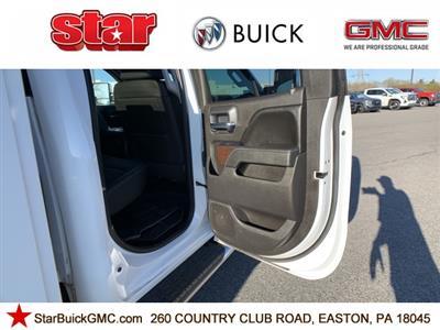 2016 GMC Sierra 3500 Double Cab 4x4, Reading Classic II Steel Service Body #400347B - photo 13
