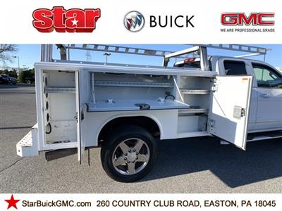2016 GMC Sierra 3500 Double Cab 4x4, Reading Classic II Steel Service Body #400347B - photo 34