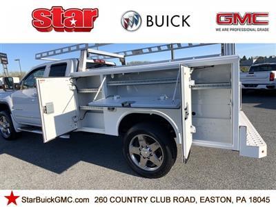 2016 GMC Sierra 3500 Double Cab 4x4, Reading Classic II Steel Service Body #400347B - photo 35
