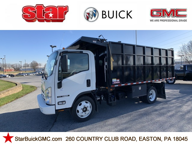 2019 Isuzu NQR Regular Cab 4x2, Landscape Dump #400395A - photo 1