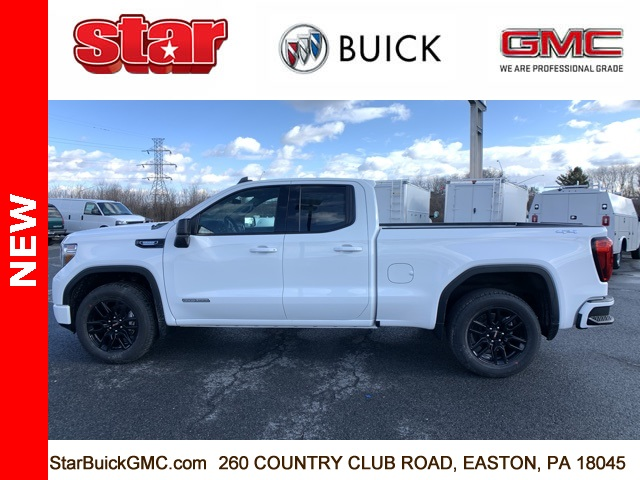 2021 GMC Sierra 1500 Double Cab 4x4, Pickup #410075 - photo 6