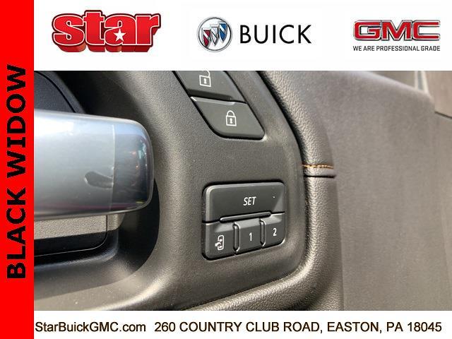2021 GMC Sierra 1500 Crew Cab 4x4, SCA Performance Black Widow Pickup #410100 - photo 19