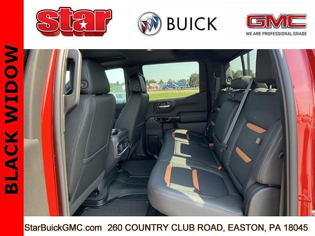 2021 GMC Sierra 1500 Crew Cab 4x4, SCA Performance Black Widow Pickup #410100 - photo 20