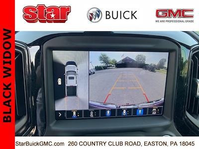 2021 GMC Sierra 1500 Crew Cab 4x4, SCA Performance Black Widow Pickup #410100 - photo 25