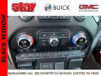 2021 GMC Sierra 1500 Crew Cab 4x4, SCA Performance Black Widow Pickup #410100 - photo 27