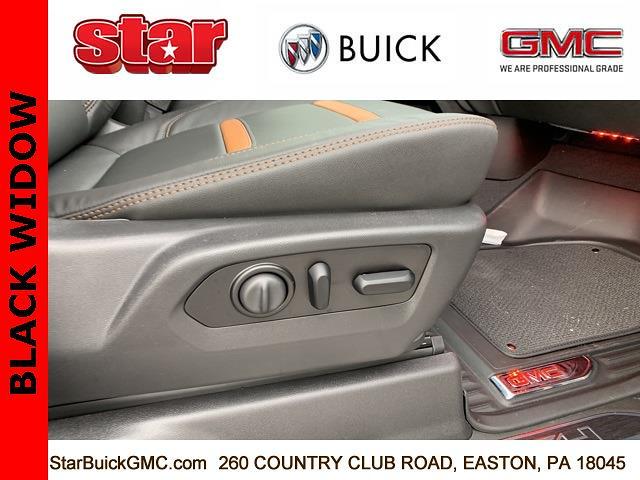 2021 GMC Sierra 1500 Crew Cab 4x4, SCA Performance Black Widow Pickup #410104 - photo 10
