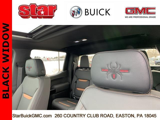 2021 GMC Sierra 1500 Crew Cab 4x4, SCA Performance Black Widow Pickup #410104 - photo 29