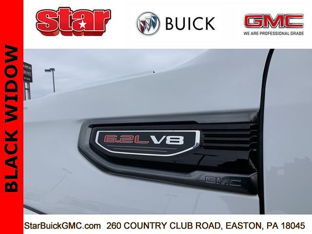2021 GMC Sierra 1500 Crew Cab 4x4, SCA Performance Black Widow Pickup #410104 - photo 31