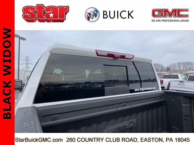 2021 GMC Sierra 1500 Crew Cab 4x4, SCA Performance Black Widow Pickup #410104 - photo 34