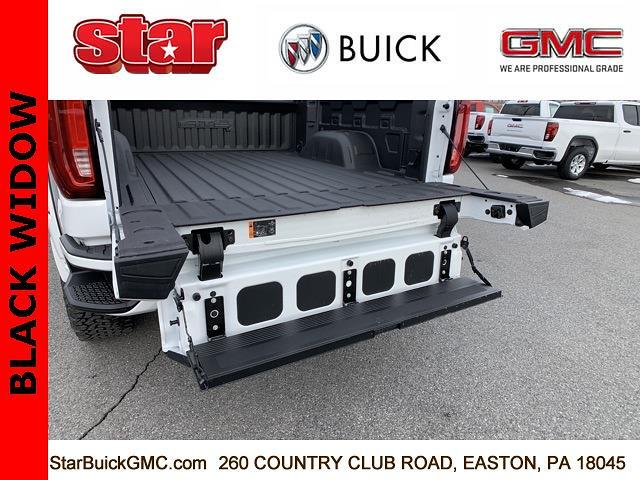 2021 GMC Sierra 1500 Crew Cab 4x4, SCA Performance Black Widow Pickup #410104 - photo 37