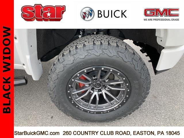 2021 GMC Sierra 1500 Crew Cab 4x4, SCA Performance Black Widow Pickup #410104 - photo 39
