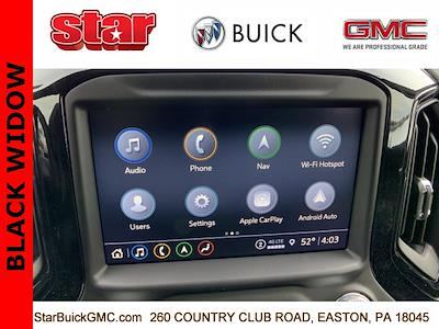 2021 GMC Sierra 1500 Crew Cab 4x4, SCA Performance Black Widow Pickup #410104 - photo 18