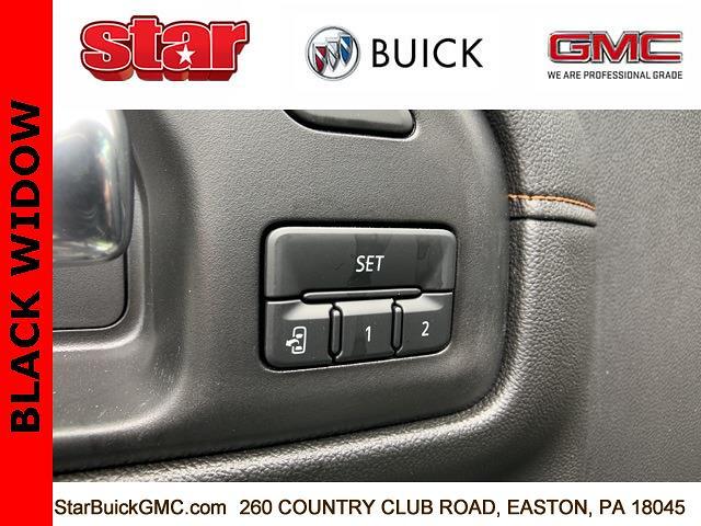2021 GMC Sierra 1500 Crew Cab 4x4, SCA Performance Black Widow Pickup #410135 - photo 14