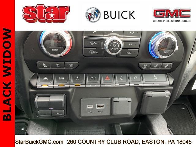 2021 GMC Sierra 1500 Crew Cab 4x4, SCA Performance Black Widow Pickup #410135 - photo 23