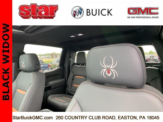 2021 GMC Sierra 1500 Crew Cab 4x4, SCA Performance Black Widow Pickup #410135 - photo 28