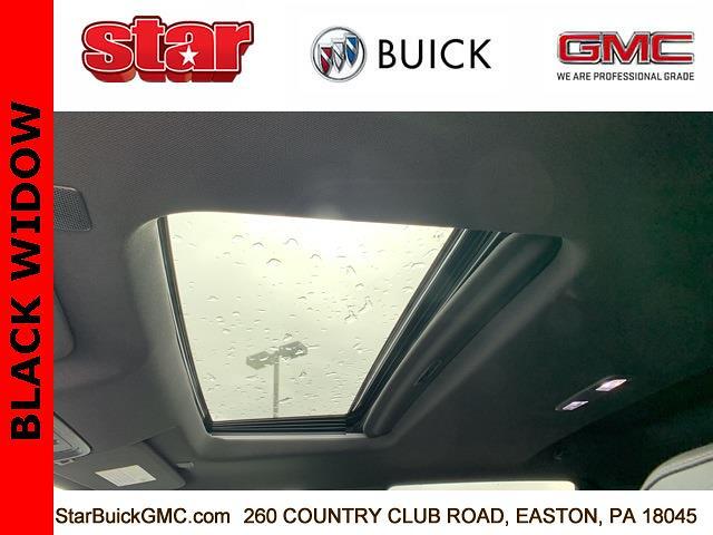 2021 GMC Sierra 1500 Crew Cab 4x4, SCA Performance Black Widow Pickup #410135 - photo 29