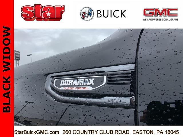 2021 GMC Sierra 1500 Crew Cab 4x4, SCA Performance Black Widow Pickup #410135 - photo 30