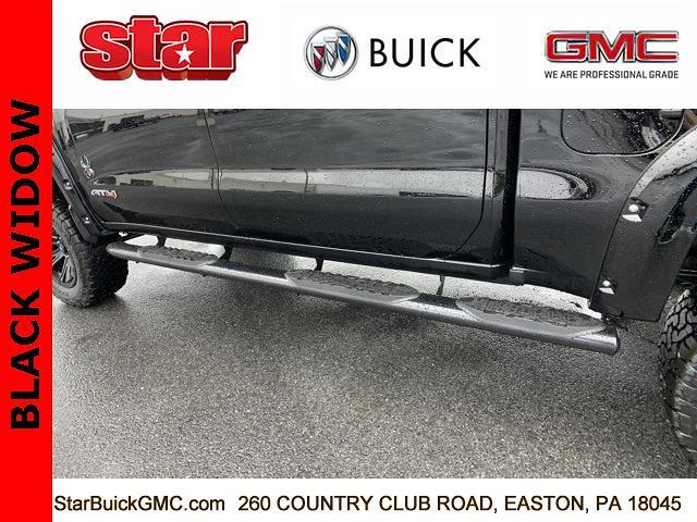 2021 GMC Sierra 1500 Crew Cab 4x4, SCA Performance Black Widow Pickup #410135 - photo 32